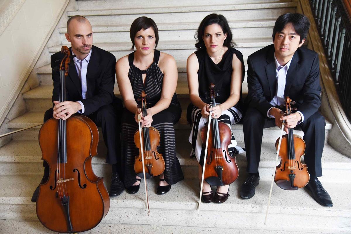 Jupiter Quartet
