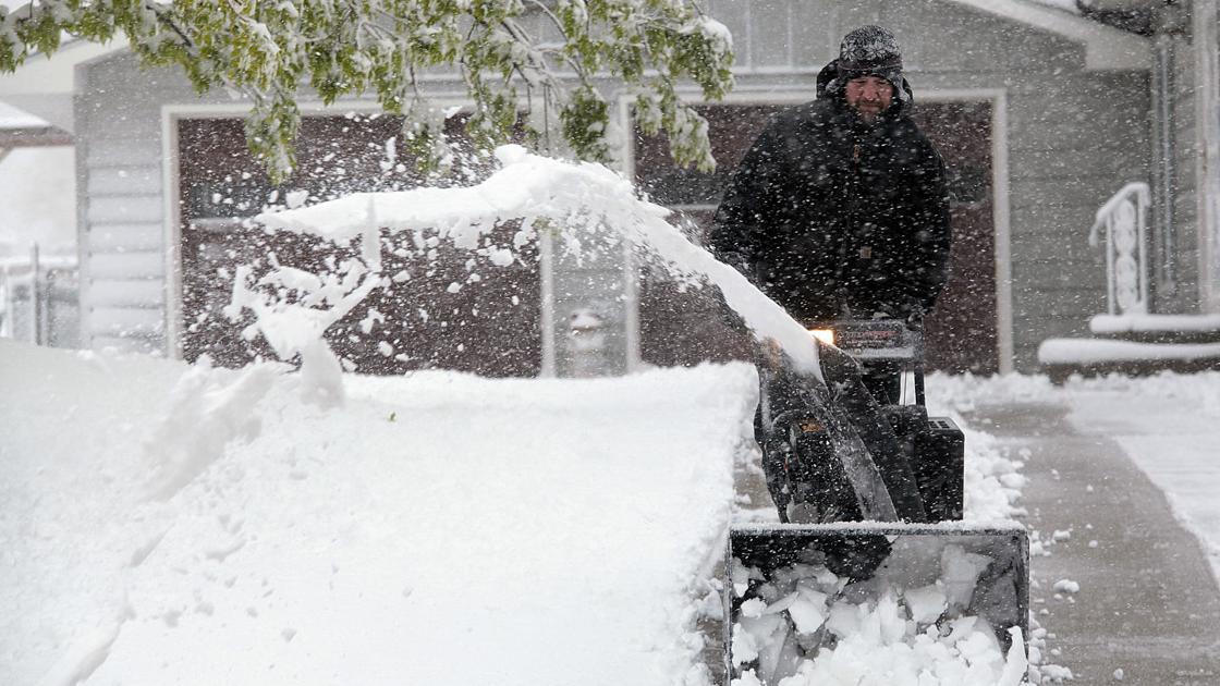 North State Customer Service >> May snowstorm | Photos | rapidcityjournal.com