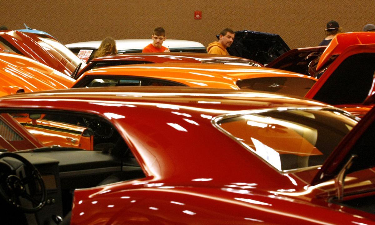 Counts Car Show Rapid City