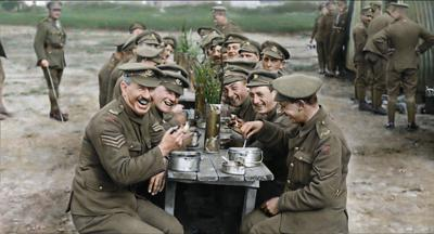 Film Review - They Shall Not Grow Old