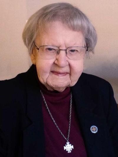 Sister Jane Mullaney