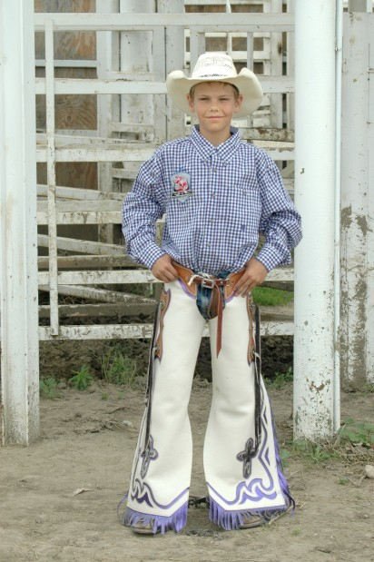 Junior Bull Rider Qualifies For National Little Britches