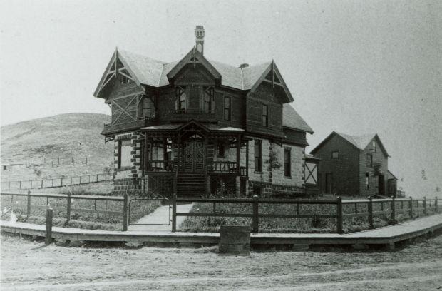 Mcgillycuddy House