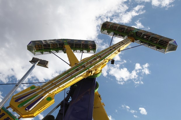 Young Riders Rank Carnival Attractions Local
