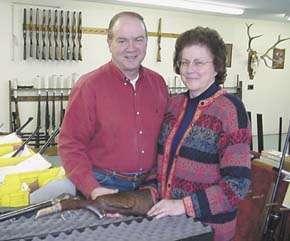 Gunsmithing makes home in Hills