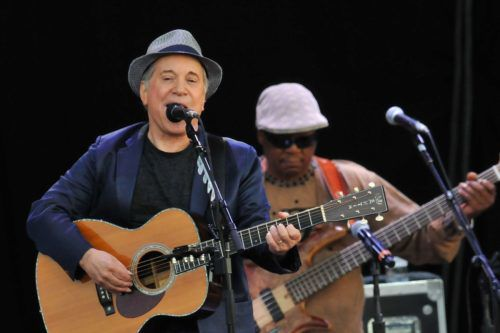Paul Simon Says His Upcoming Tour Will Be His Last