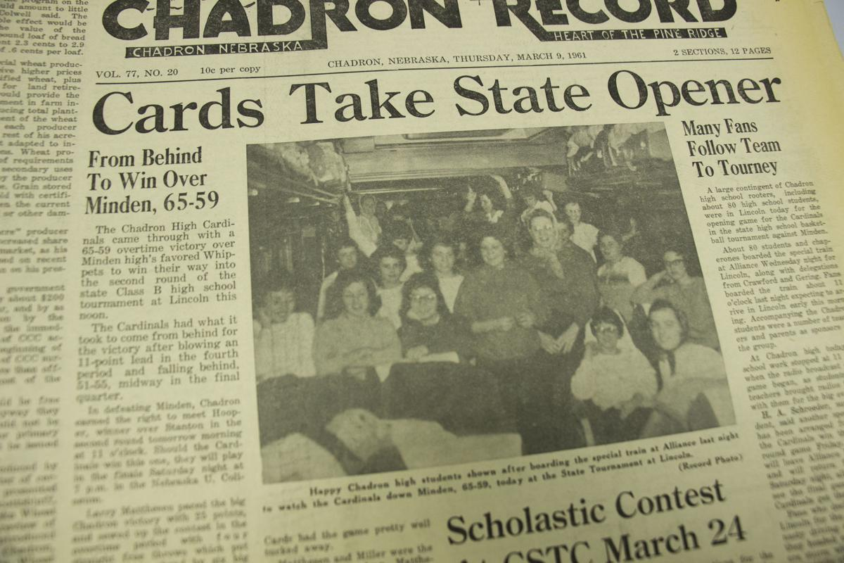 From the Archives - Thursday March 9, 1961 - The Chadron Record