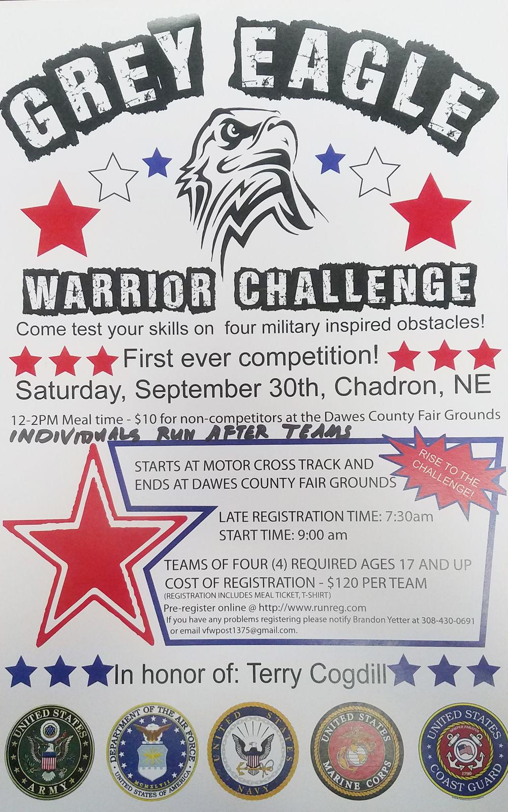 Grey Eagle Challenge