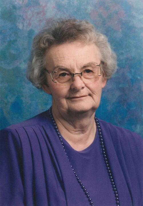 Mabel M. Heinemann