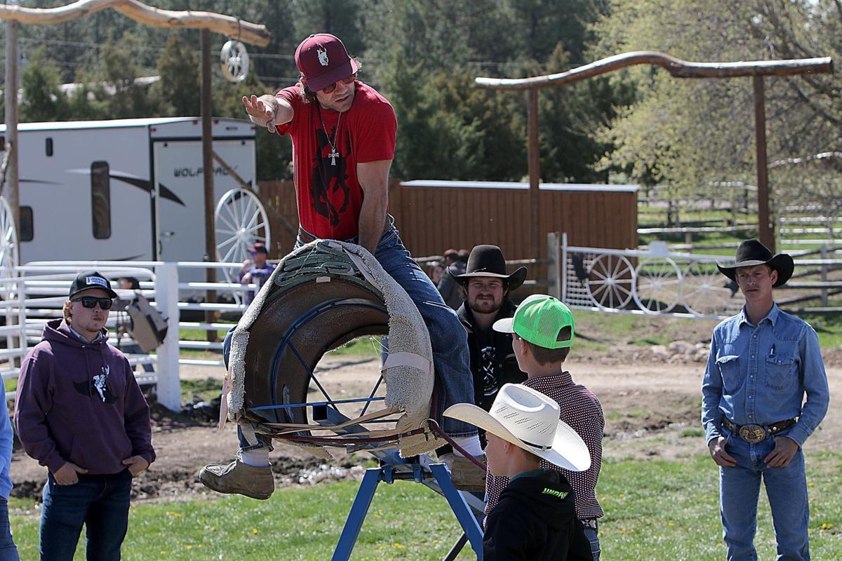 Bull Riding Camp 20200501