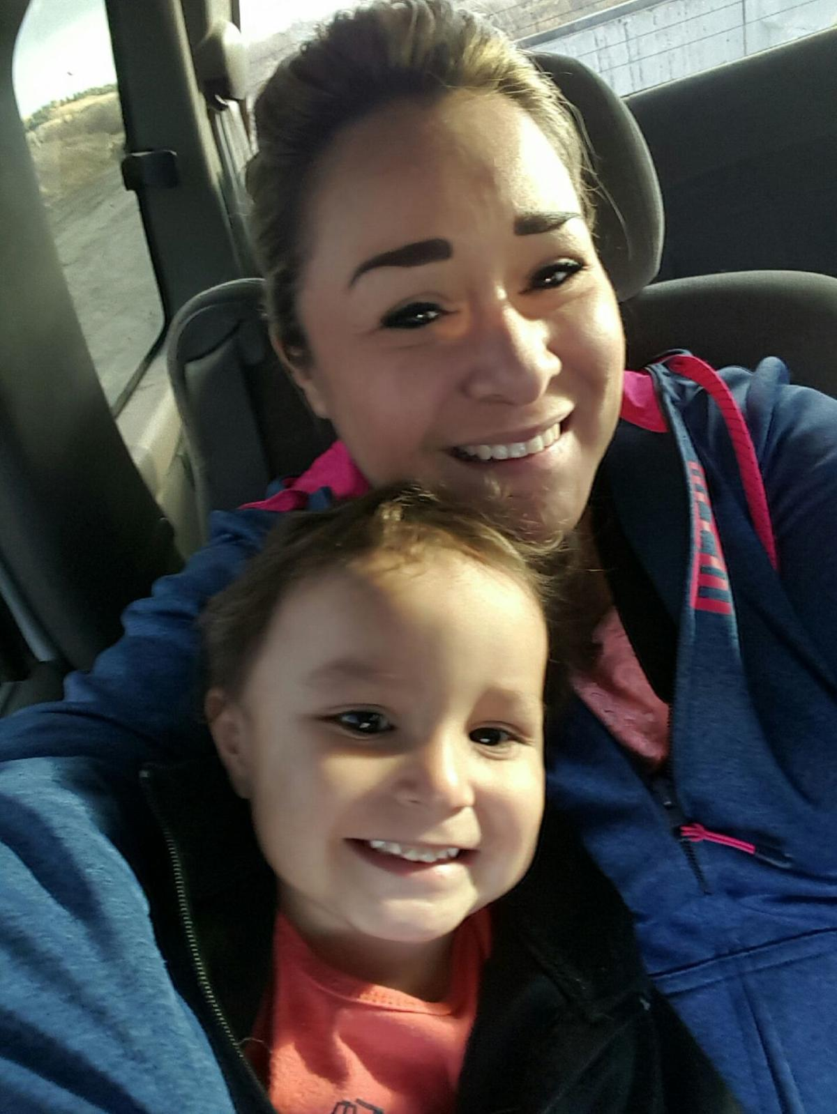 Angie and Kylen