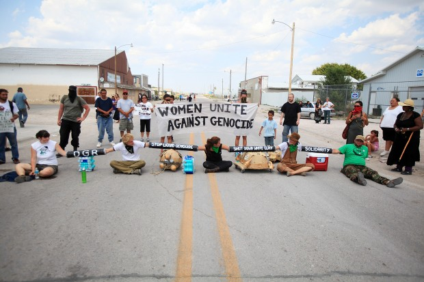 More than 100 march, protest Whiteclay liquor sales | News ...