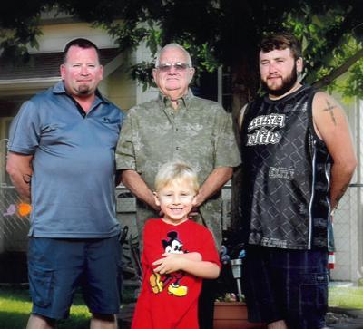 Gednalske four generations