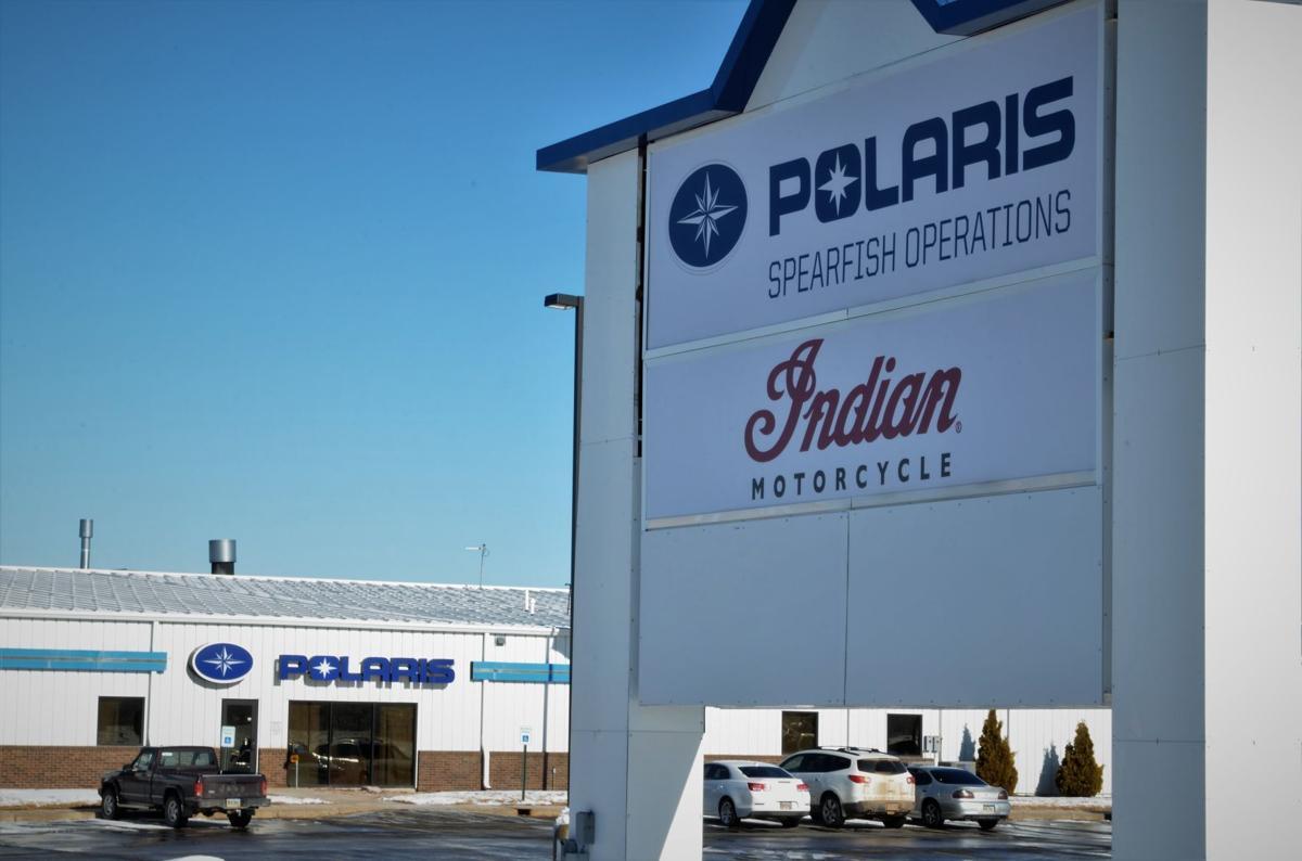 Polaris Operations Plant