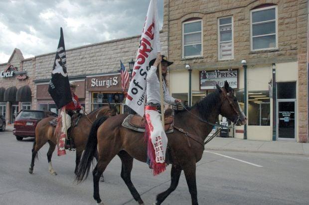 Wild West Days Rodeo Parade Sturgis Rapidcityjournal Com
