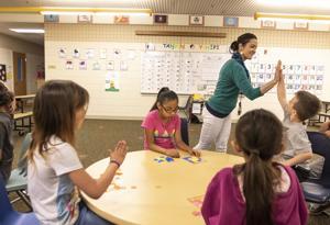 Lakota language immersion expanding at General Beadle