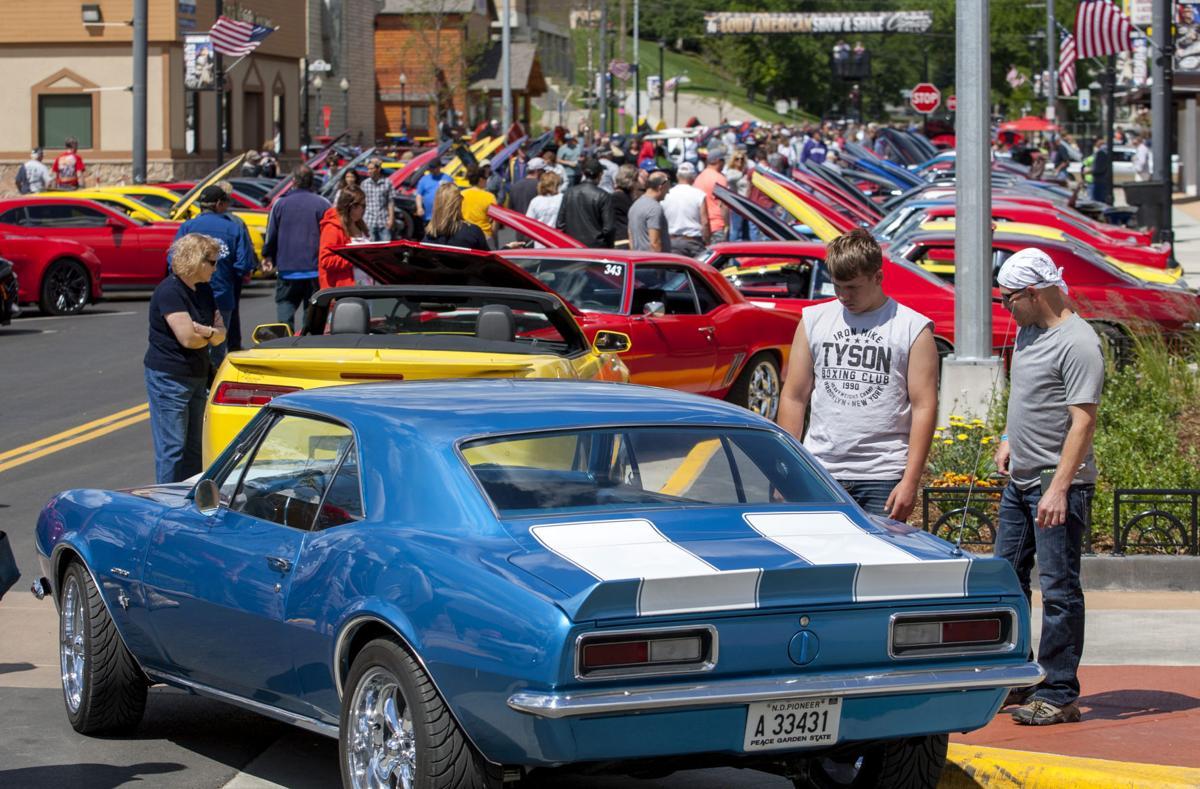 PHOTOS Sturgis And Whitewood Car Shows Photos Rapidcityjournalcom - Classic pony car shows