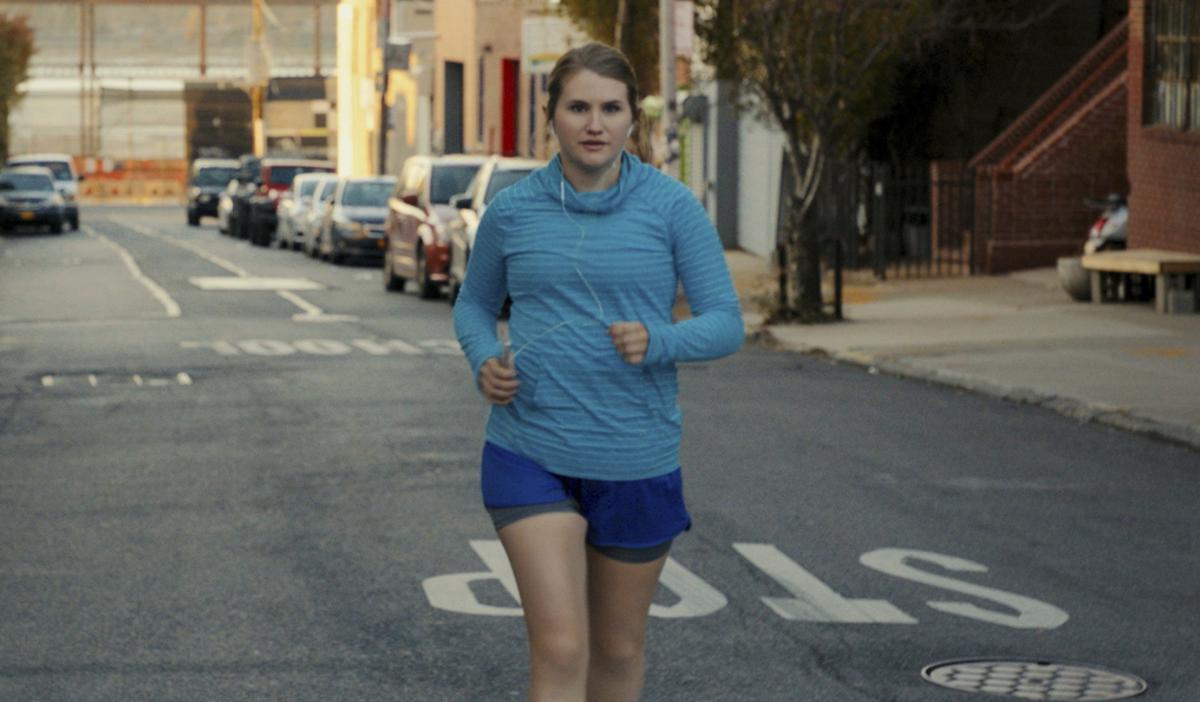 Film Review Brittany Runs A Marathon