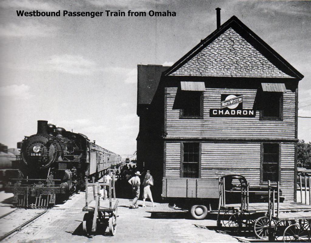 Railroad developed pioneer towns | | rapidcityjournal com