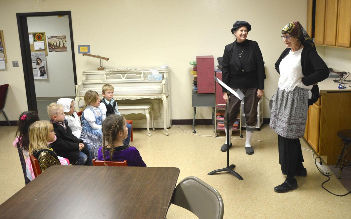 Luther skit