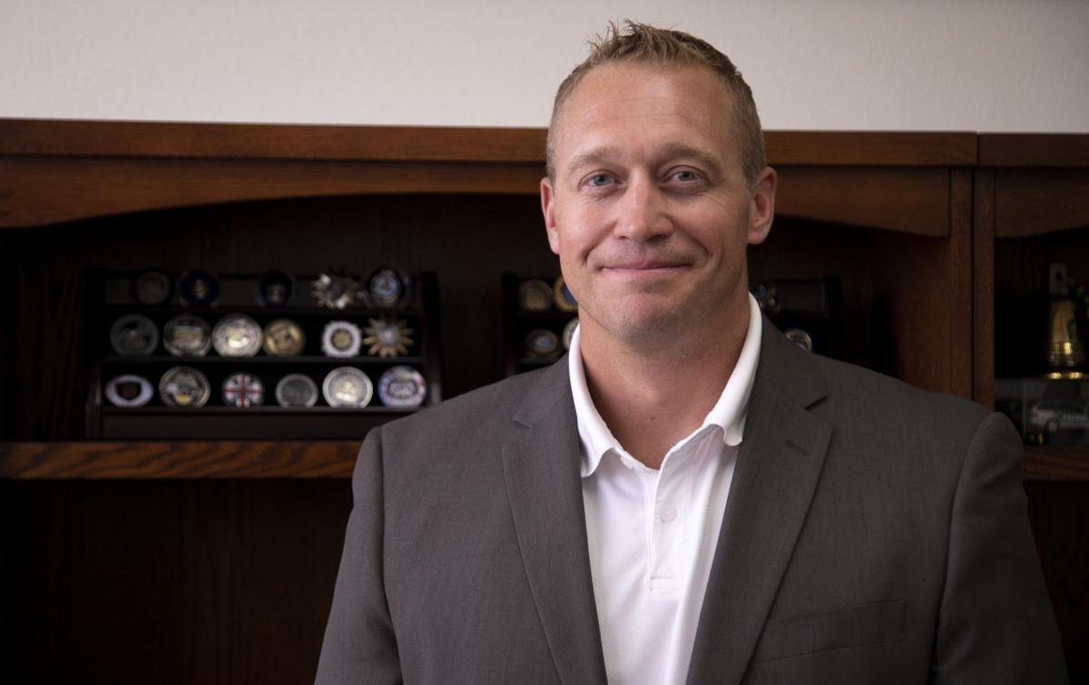 Rapid City Police Chief Don Hedrick
