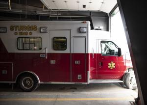 Ambulance service ends for some areas outside of Sturgis at midnight on July 15