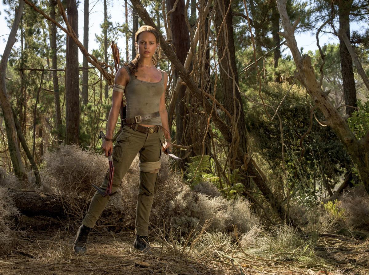 Film Review Tomb Raider