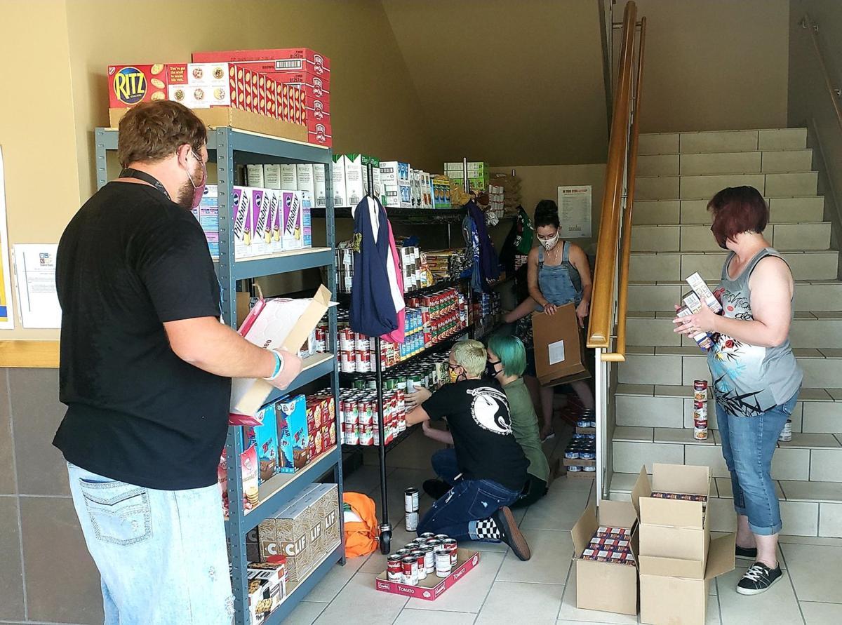 Black Hills State University - Rapid City food pantry