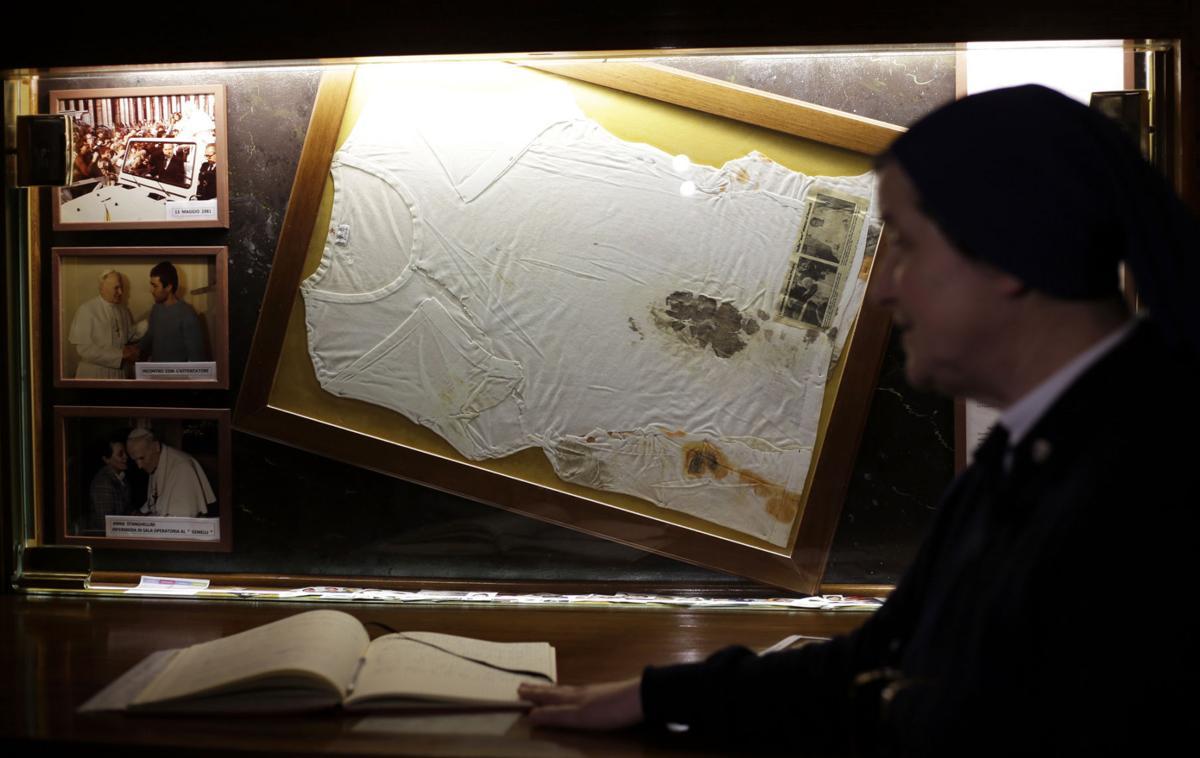 Vatican Relics Rules