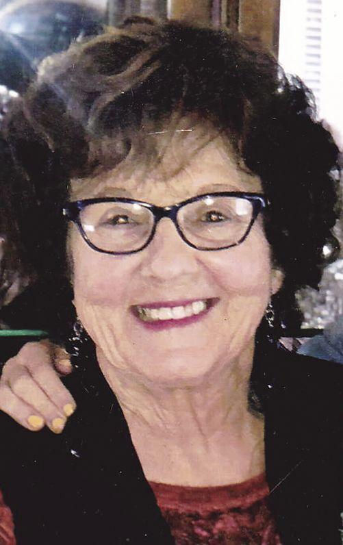 Sally Garnos, 80