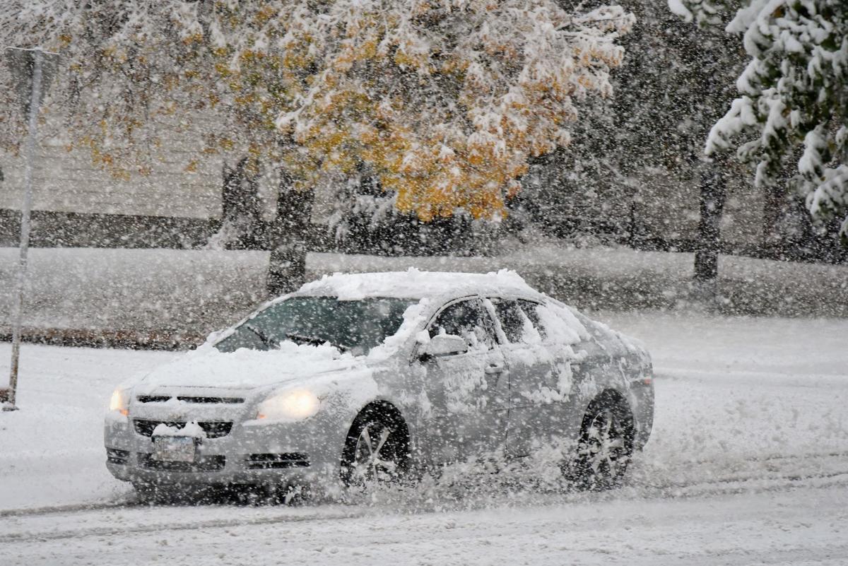 Snow in Sturgis