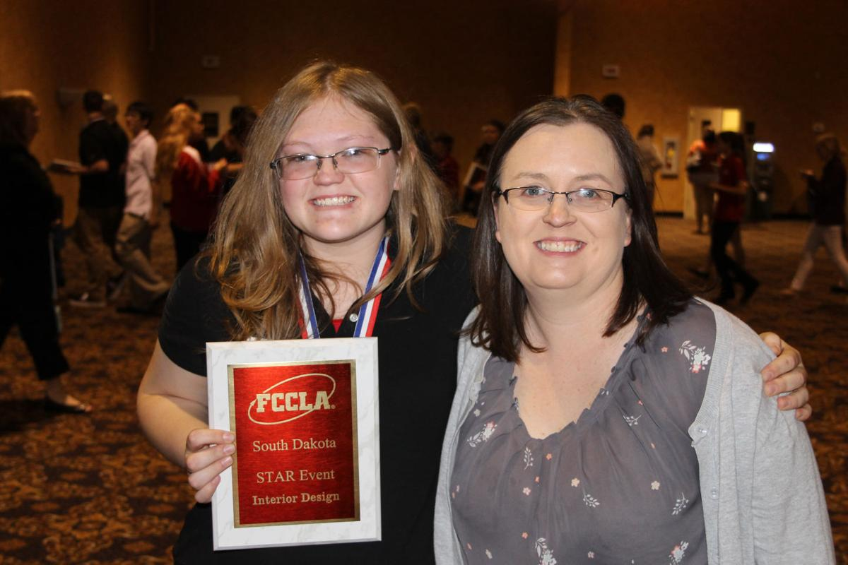 Fccla Students Win Top State Awards