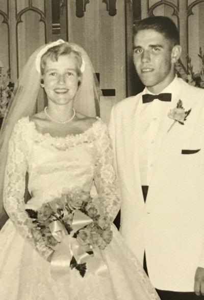 Liz and Ron Johnson