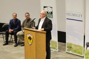 SD's Helmsley connection boosts fire recovery at Custer State Park