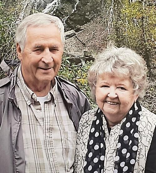 Clyde and Dianne Rasmussen