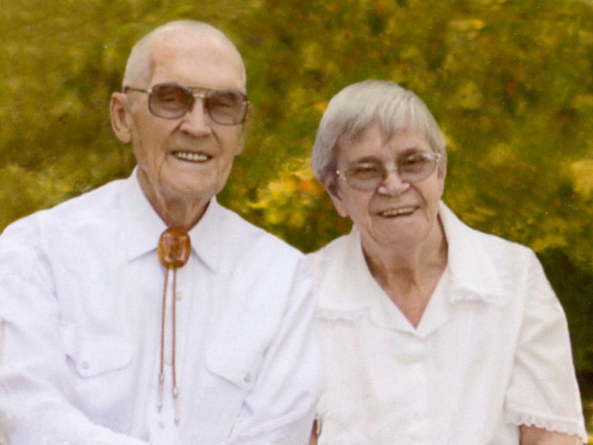 Paul and Dorothy Leach