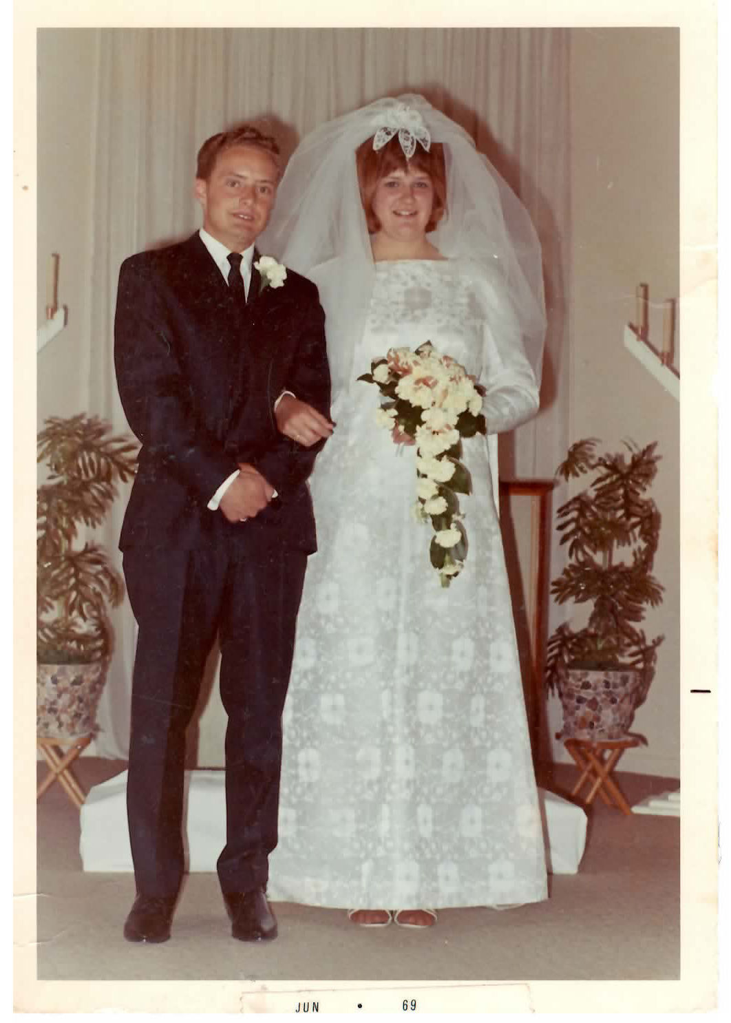 Larry and Mary Ann Gilmore