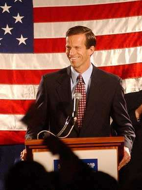 Thune concedes election defeat