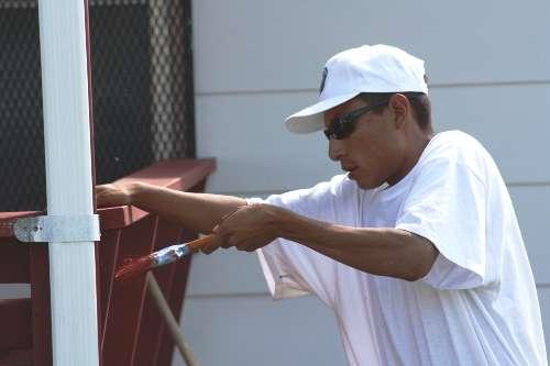Faith on the job: Urban Rangers, Lakota team up for project
