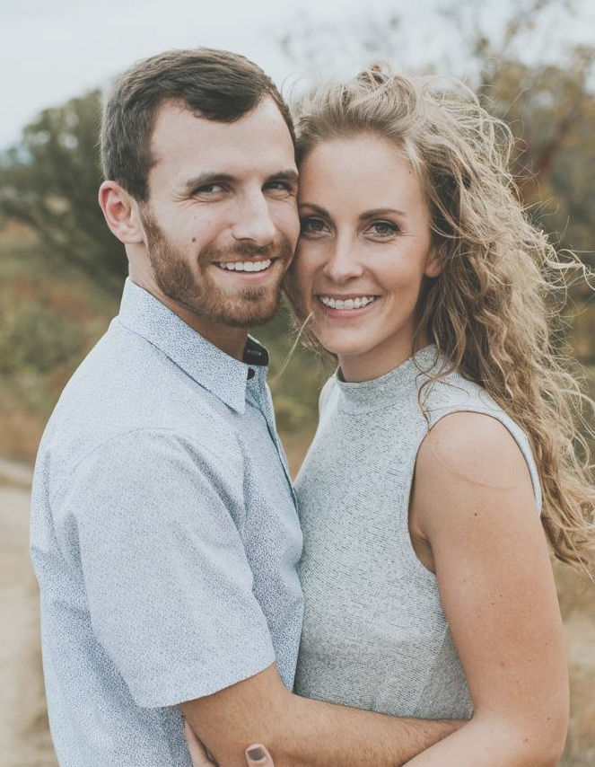 Ryan Peters and Abigail Fischer