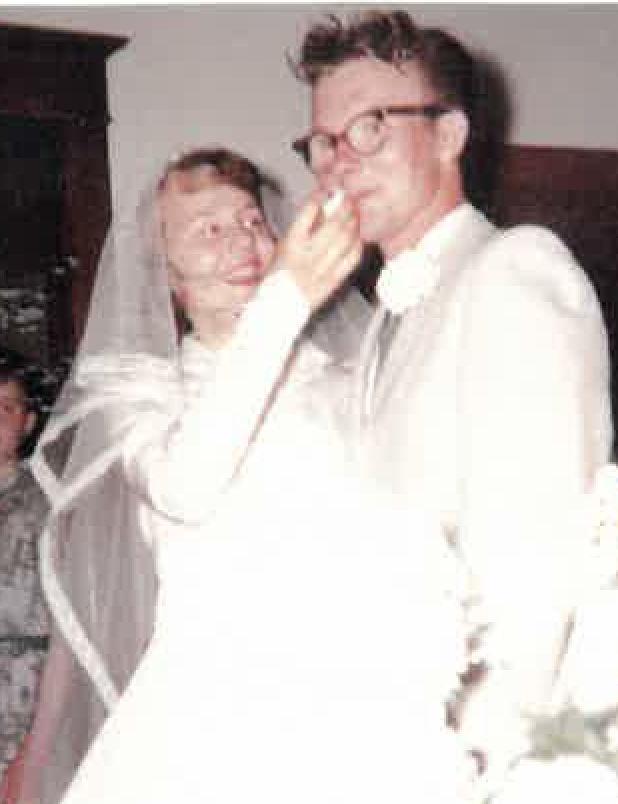 Sharon and Dan Wieczorek