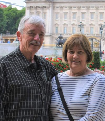 Jim and Roxanne Stephens