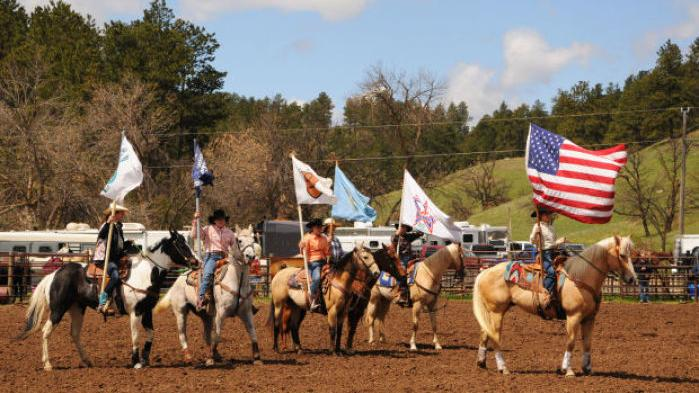 Junior High Regional Rodeo Is Preview Of Local State