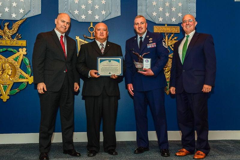 28th CES receives DoD award for national preparedness