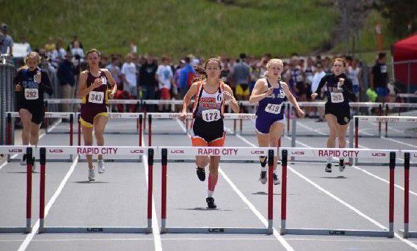 Morgan hurdles