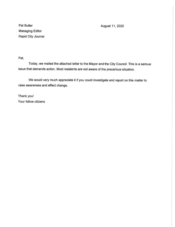 Citizen letter