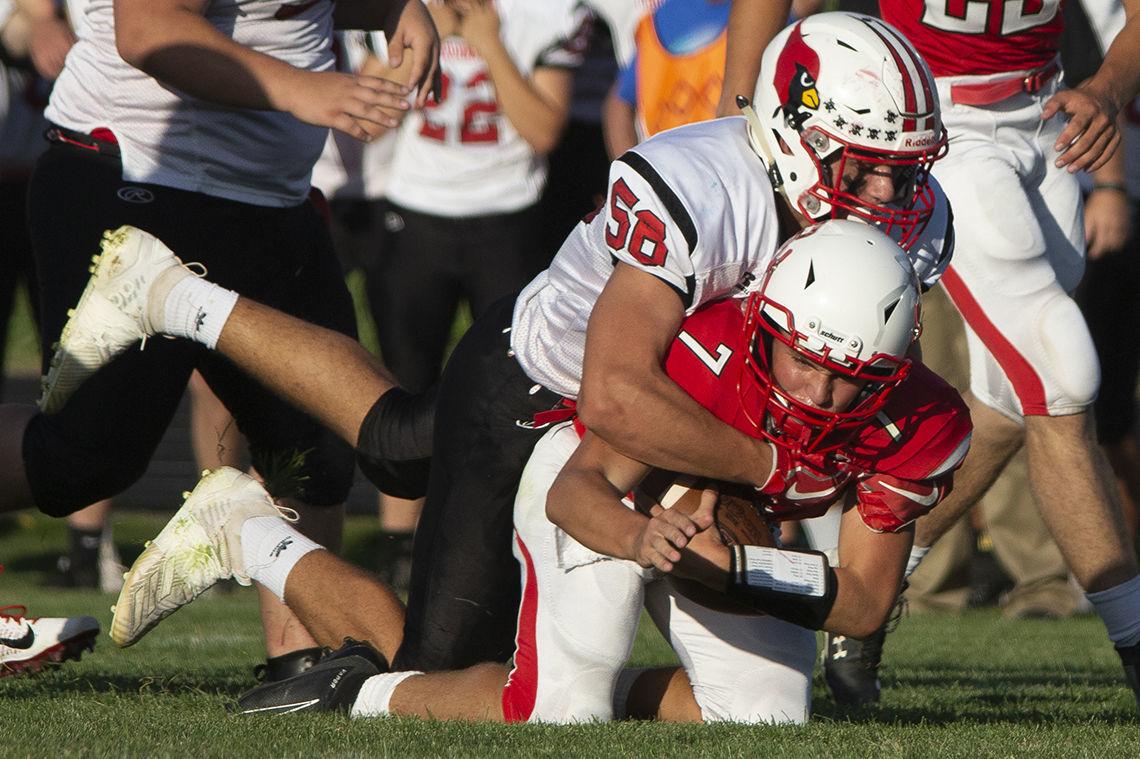 Vaughn sacks