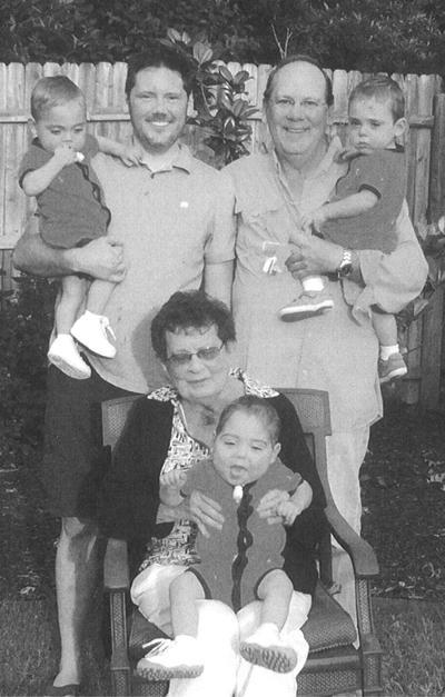 Murphy four generations