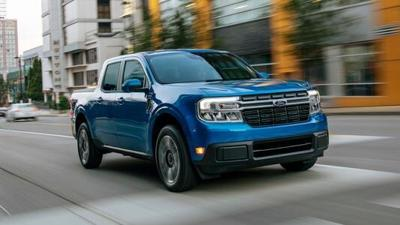 Ford Maverick Pickup