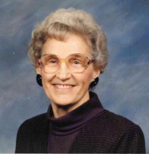 Mildred Cundy